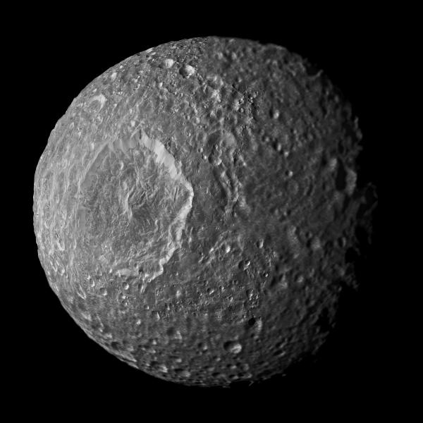 saturn's moon mimas sam bell